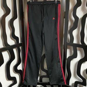 Adidas Black & Red Pants